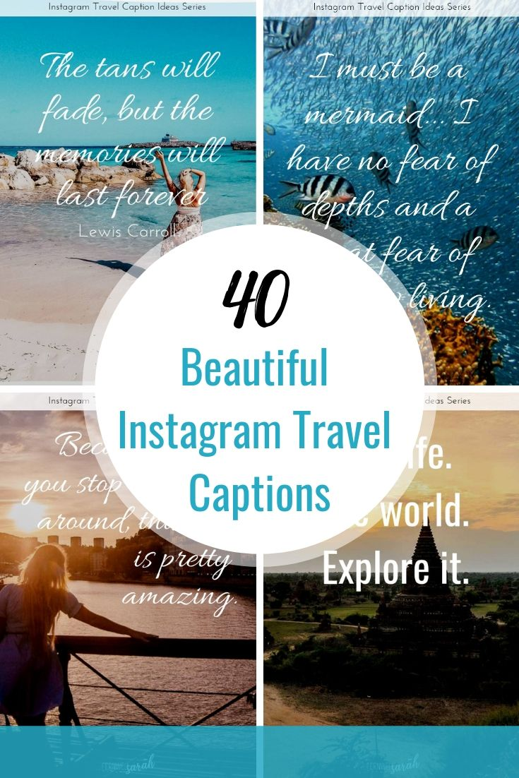 Travel captions for Instagram – beautiful travel quotes to rock your feed!