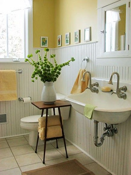 """How to add """"Old House"""" Character and Charm to your Newer Home {Step 1"""