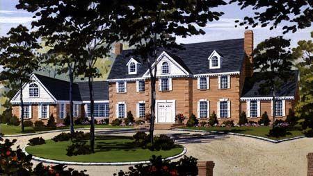 HARRISON House Plan - 3840
