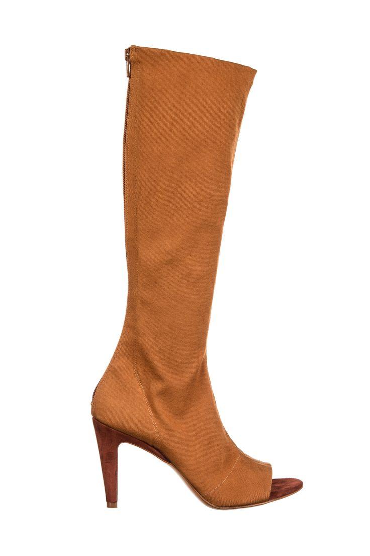 opne-toe boots - fiorifrancesi