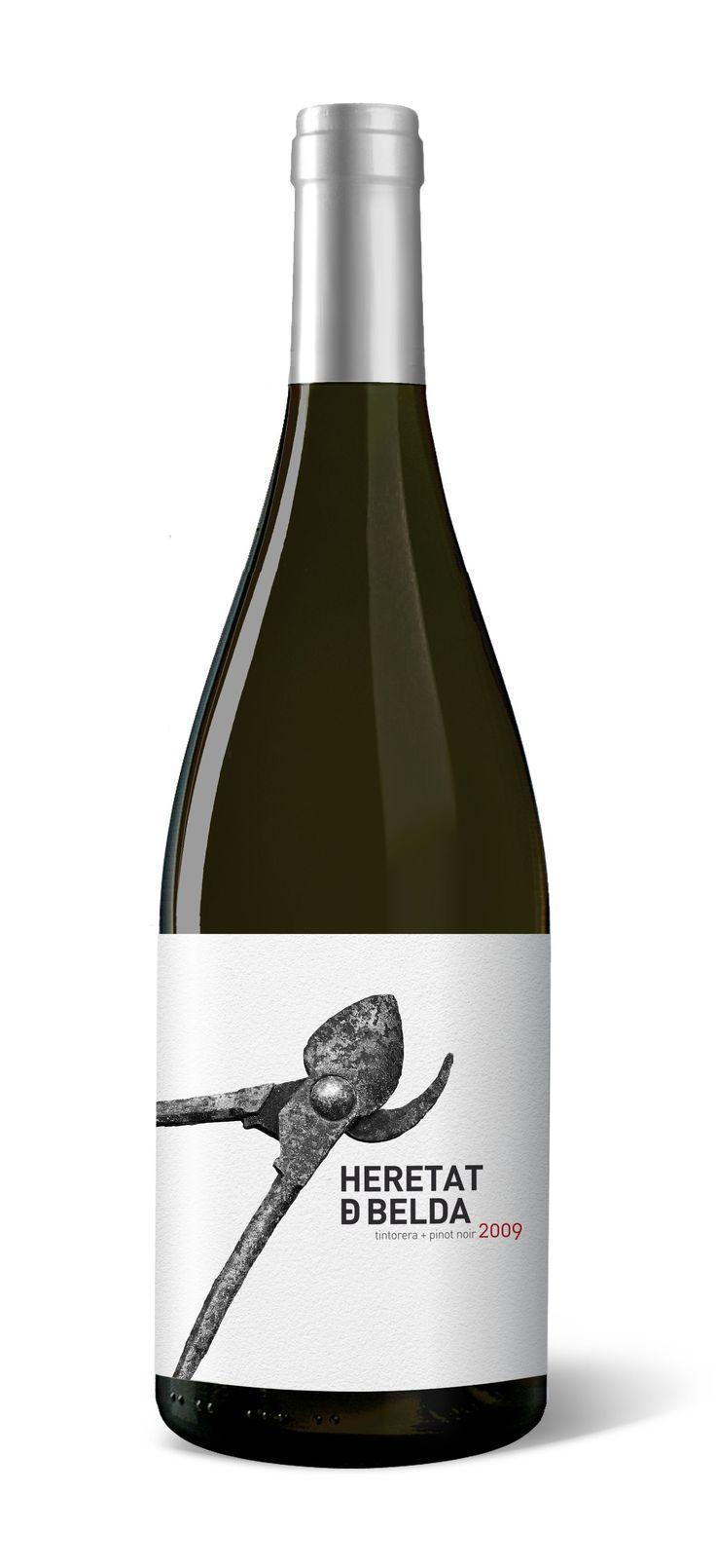 Heretat de Belda wine from Spain