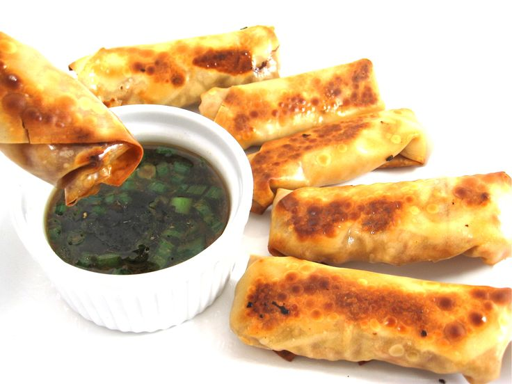 Chinese Food Egg Roll Points Plus