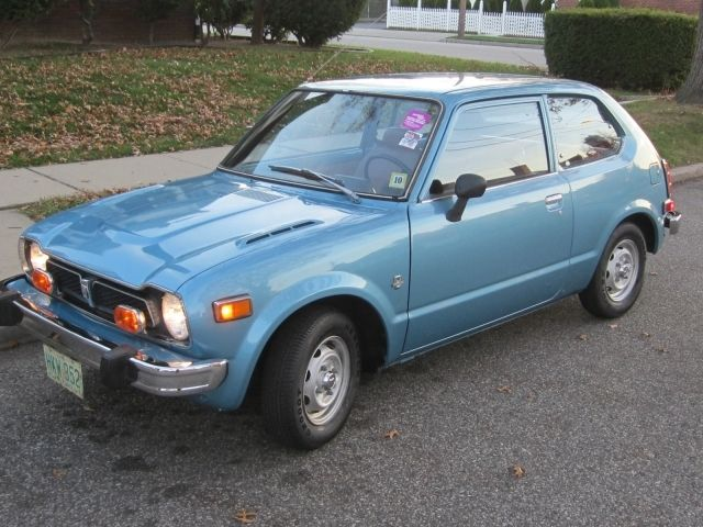 1974 Honda Civic | Transport | Pinterest | Honda, Search and Honda civic