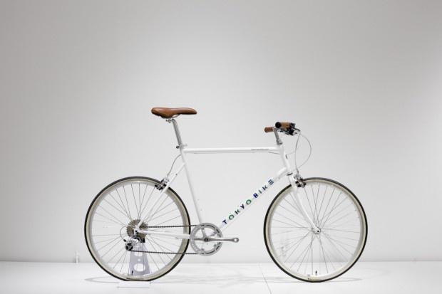 Tokyobike - London Artist Series