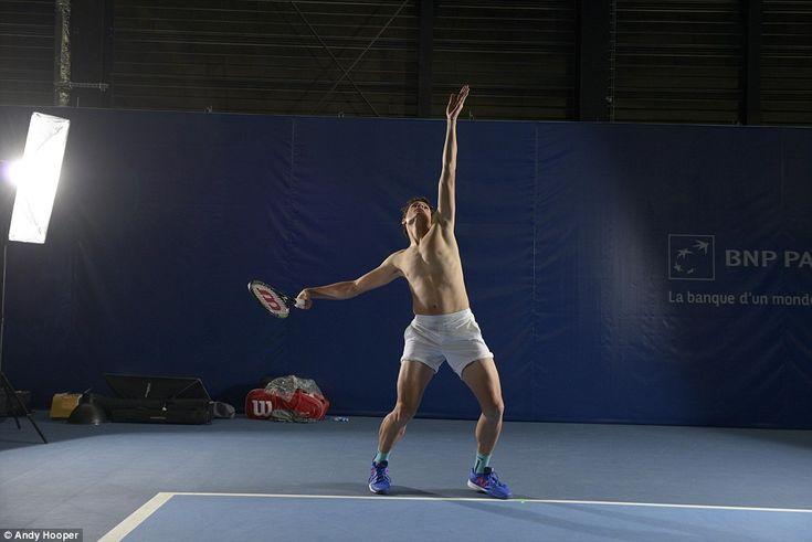 Milos Raonic Calves | Milos Raonic on the 155mph serve he hopes will propel him to Wimbledon ...