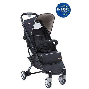 Kraft Cabin Bebek Arabası Siyah ST136 Kraft Cabin Bebek Arabası İle Bebeklerinizin Seyahati Daha Kolay