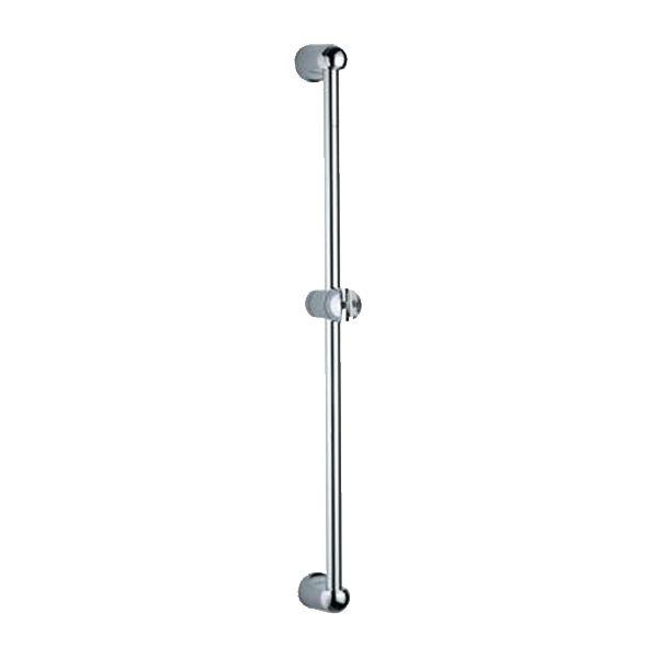 Buy Jaquar Sliding Rail 24mm & 600mm Long Round Shape with Hand Shower Holder SHA-1199 in Showers through online at NirmanKart.com