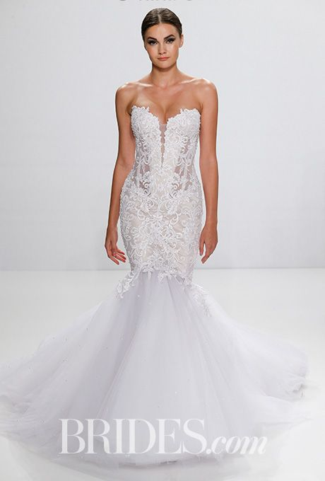Brides: Pnina Tornai for Kleinfeld Wedding Dresses - Fall 2017 - Bridal Fashion Week