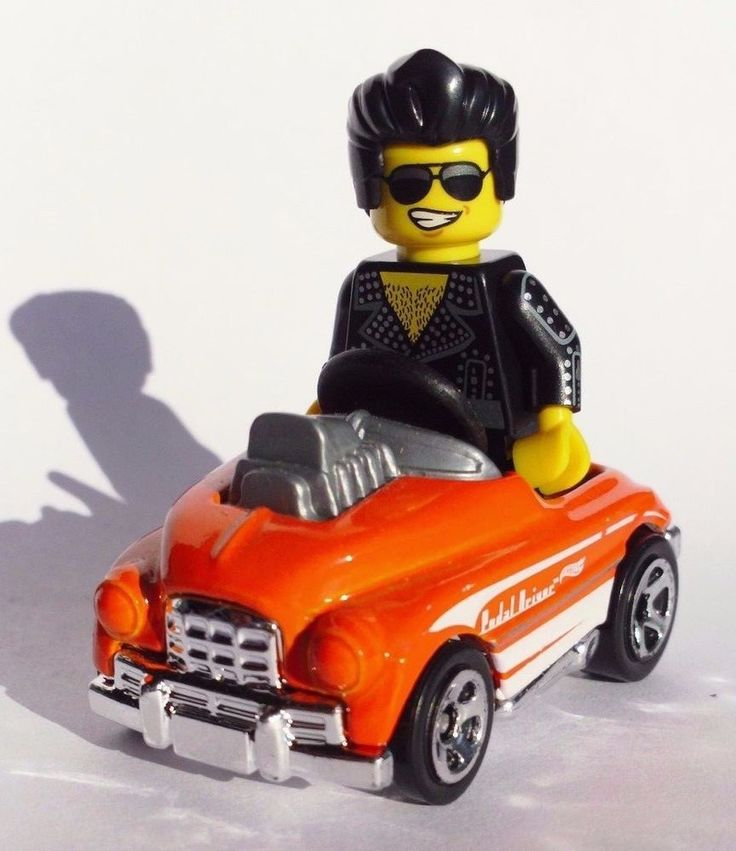 18 Best LEGO'S ELVIS PRESLEY THE KING JAIL HOUSE ROCK 50's