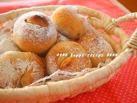 【干し芋いり!塩こうじパン】塩麹入りで、香りが良く、ほんのり甘く、柔らかです。ノンオイルで全粒粉入りでヘルシー。干し芋と生地の相性もばっちりです。