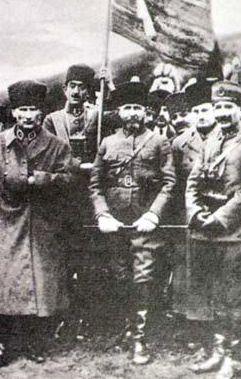Turkish War of Independence Begins • 19 May 1919 http://en.wikipedia.org/wiki/Turkish_War_of_Independence