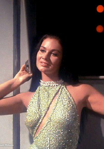 Ruth Bonaventure (Maggie Thrett) - Star Trek: The Original Series S01E06: Mudd's Women (First Broadcast: October 13, 1966)