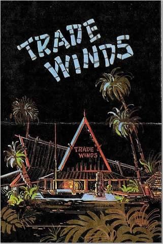 Tiki Archeology-The Trade Winds-Oxnard, Ca (Image Heavy) -- Tiki Central