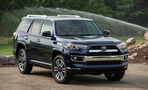 2014 Toyota 4Runner pricing starts at $33,680 - NEWS ON AUTOS