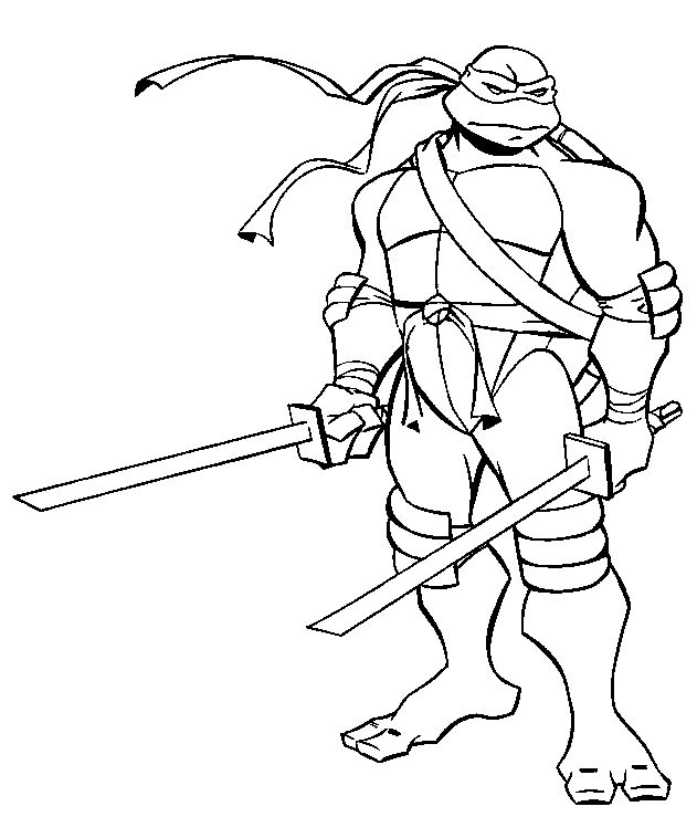 coloriages imprimer tortues ninja super hros