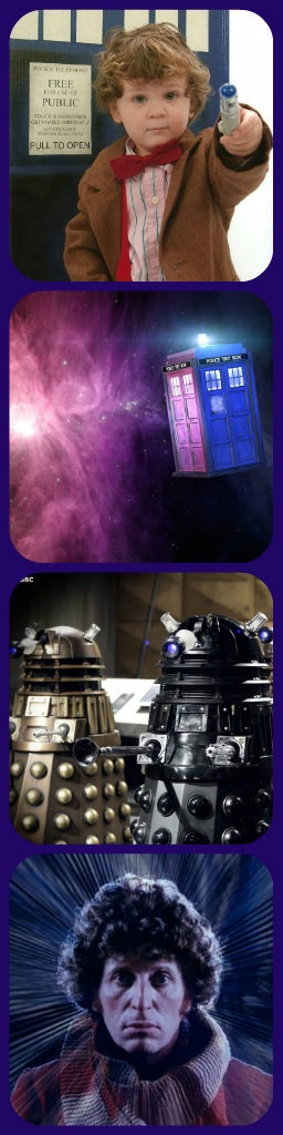 How to Raise a Real-Life Doctor Who. This is awesome and exactly how I'm going to do things.