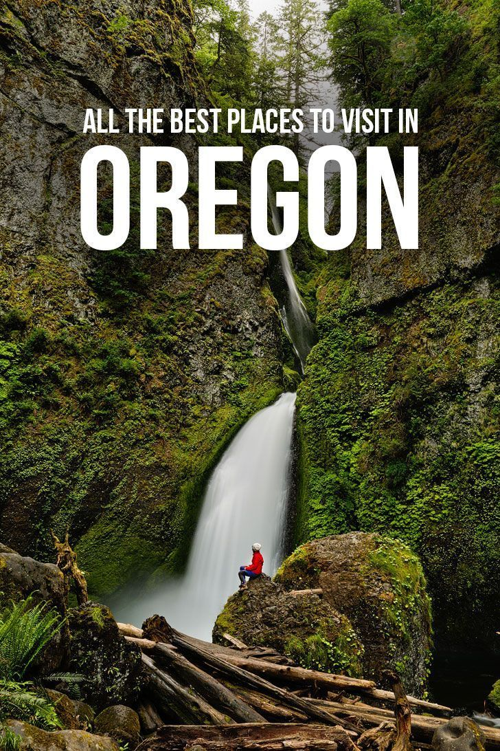 all the best places to visit in oregon divided into greater portland