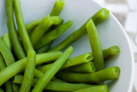 #Fagiolini  20 calorie ogni 100 grammi