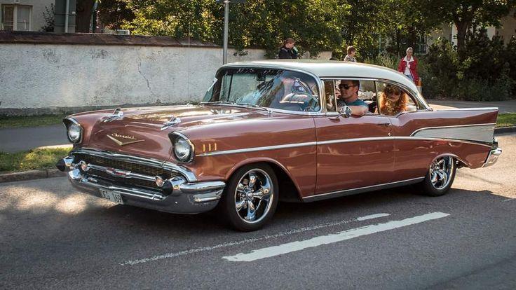 1957 Chevrolet Bel Air Sport Coupé