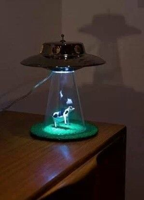 Funny Pictures About Abduction Lamp. Oh, And Cool Pics About Abduction Lamp.  Also, Abduction Lamp Photos. Nice Design