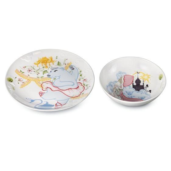 Royal Copenhagen - Hand Painted Porcelain - Bowl & Plate - Dinnerware    #dinnerware #plate #porcelain