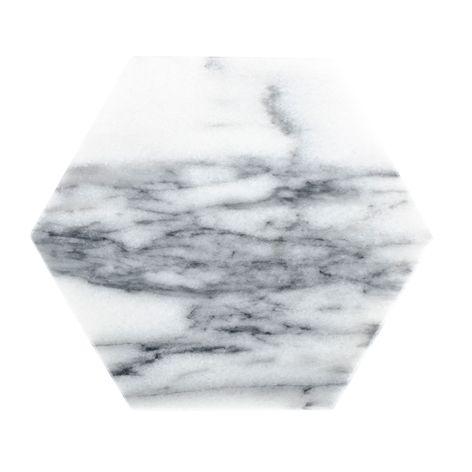 Ljusfat MARMOR vit. 11,5x10 cm. Ljusfat i vit marmor. Lämpligt för t ex blockljus. Finns i flera färger och storlekar.  Marmor är ett naturmaterial och färg- oc