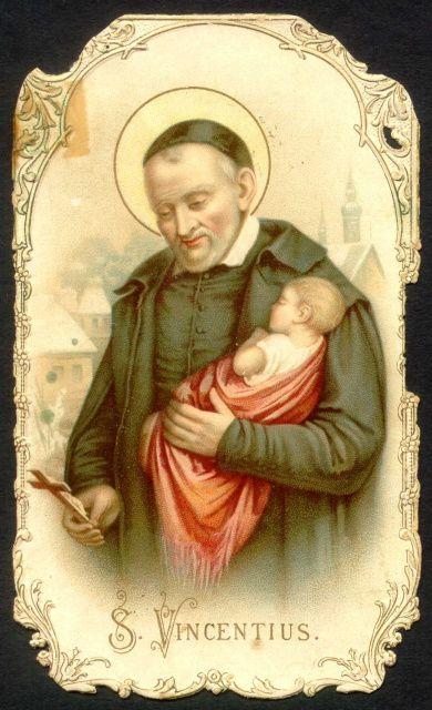 St. Vincent de Paul - Click Image to Close