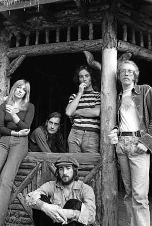 Christine McVie, Mick Fleetwood, John McVie, Bob Weston and Bob Welch