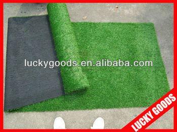 high quality balcony or studium plastic grass mat