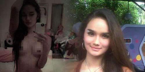 Foto Bugil Topless Bintang Sinetron Faby Marcelia | Berita Terbaru 2013