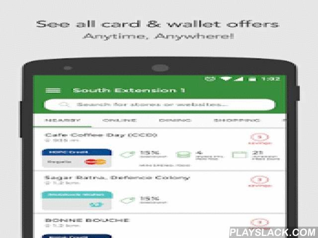 Cardback: Card, Wallet Rewards  Android App - playslack.com ,  All credit / debit cardholders & mobile wallet users can now see all offers and rewards on their cards & wallets, without sharing any sensitive information like card numbers!Cardback identifies all your card & wallet offers on shopping, dining, bill payments, online shopping, fuel and more! It recognizes and recommends the best payment option based on factors like card features, wallet acceptance, special offers…