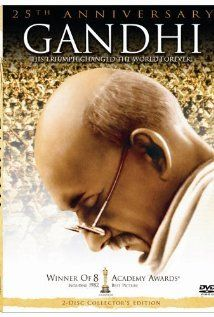 A biography of Mahatma Gandhi, the lawyer who became the famed leader of the Indian revolts against the British through his philosophy of non-violent protest.