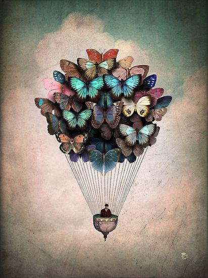 peut importe le nombre d' hommes, de femmes d'animaux , de papillons tu utilisera pour te hisser au sommet : tu ne sera pas plus haut que ceux qui sont en bas.