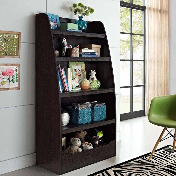 25 best ideas about bookshelf storage on pinterest bed - Childrens bedroom furniture with storage ...