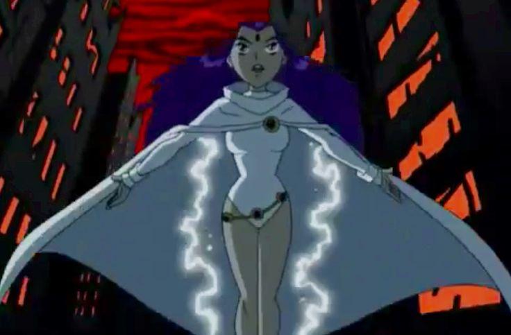 White Raven - Teen Titans Wiki - Robin, Starfire, Raven