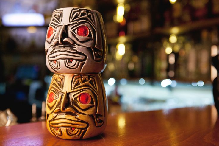 Red devil eyes but don't be afraid! Just enjoy your cocktail in this indian inspired Tiki Mug! Product name: Indian