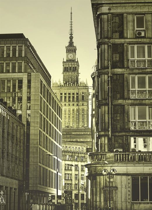my first love, Warsaw