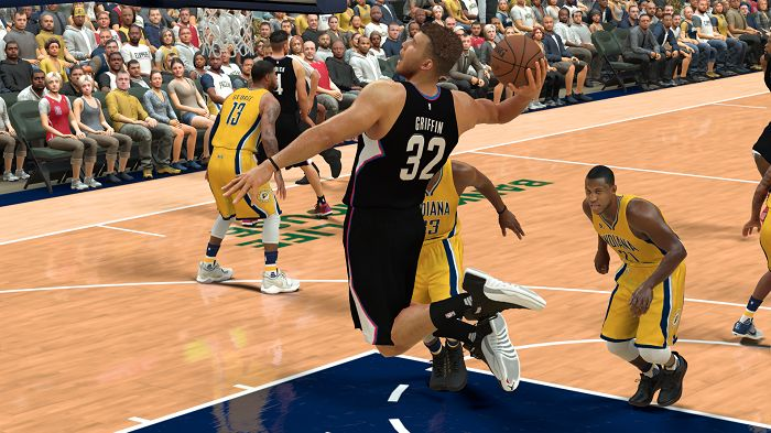 Latest NBA 2K17 Roster Update Based On Players' Trading - u4nba.com