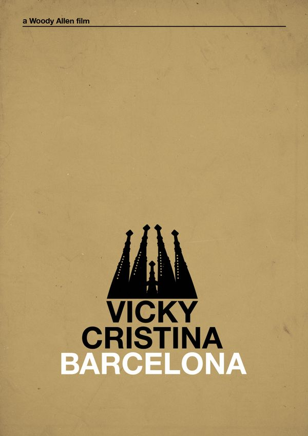 Image result for vicky cristina barcelona poster