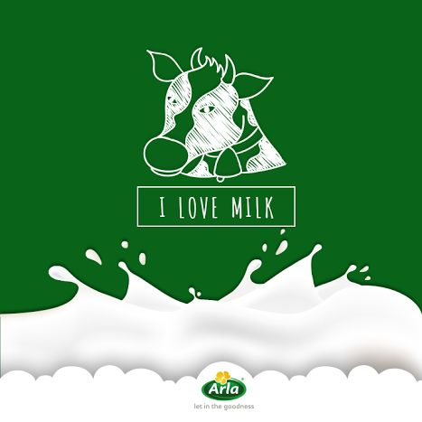 Milk comes in many forms and shapes! It could be part of your everyday tea or coffee ritual, could be part of your post-meal desserts or just a glass of milk at the beginning or end of your day. Let us know your favorite milk form.