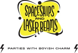 Mad Science Activity  Boys Party ideas  www.spaceshipsandlaserbeams.com