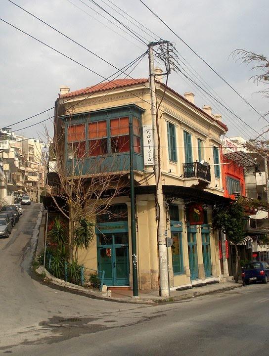 Καστέλλα, η Αρχόντισα του Πειραιά