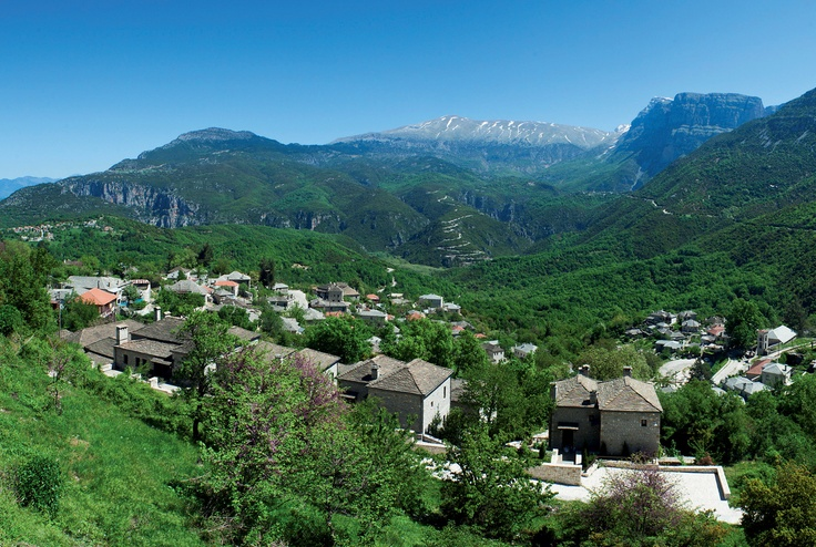 Aristi Mountain Resort at Zagorohoria