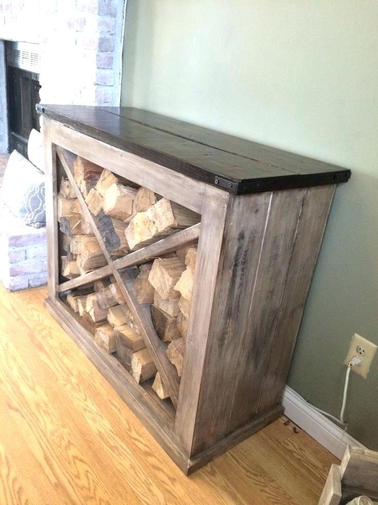 Do It Yourself Storage Bin Projects Indoor Firewood Rack Firewood Storage Indoor Wood Rack
