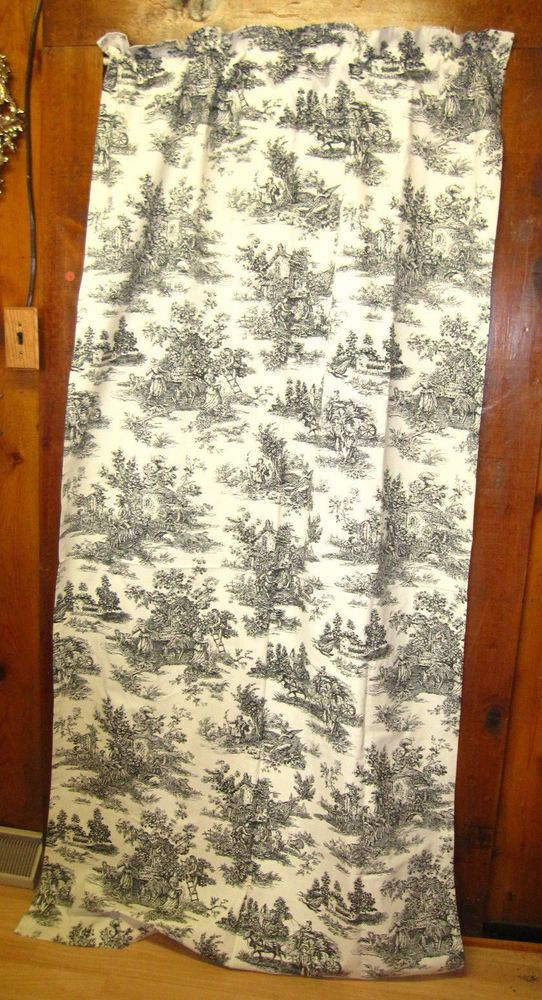 1000 Ideas About French Country Curtains On Pinterest
