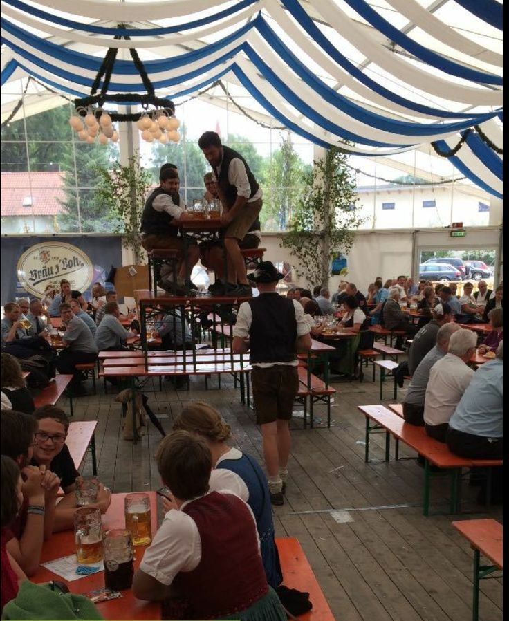 Bavaria - the floor is non alcoholic beer
