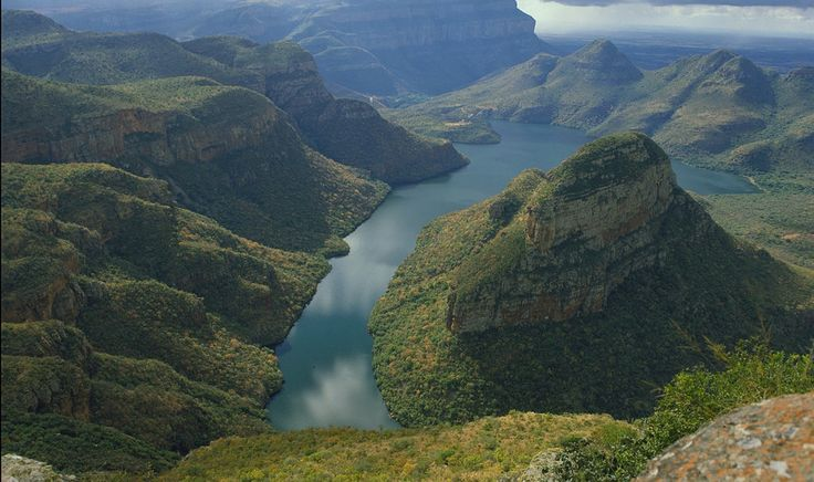 Blyde River Canyon - Nomad Africa Adventure Tours
