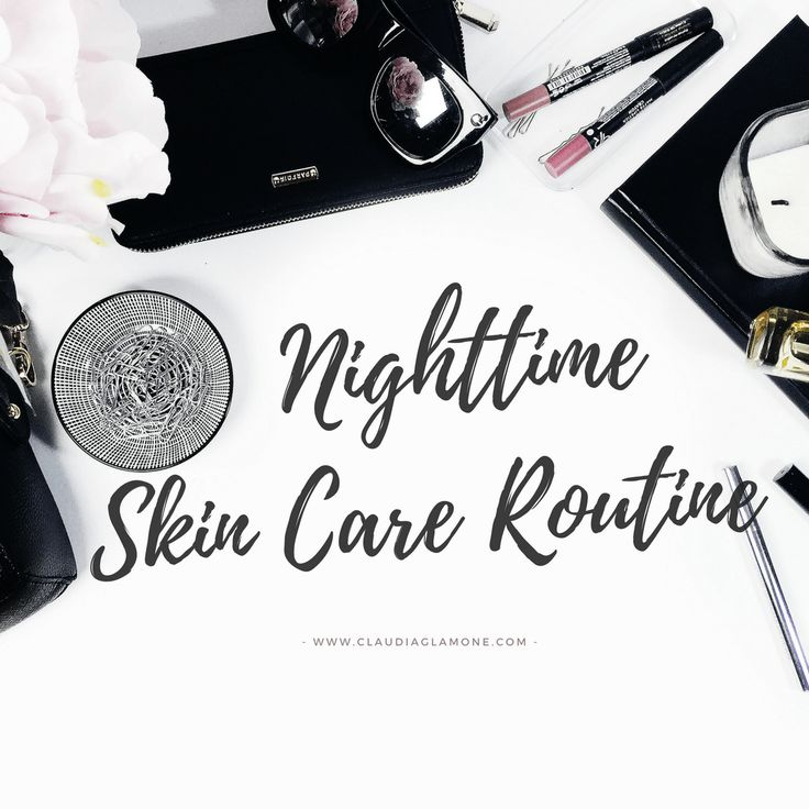 Nighttime Skin Care Routine for Younger Looking Skin