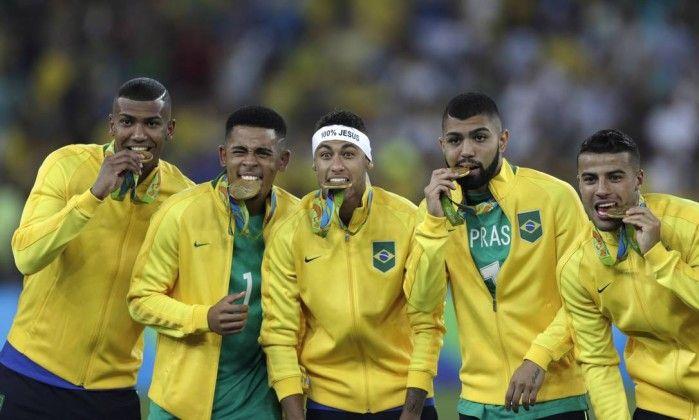 O ouro olímpico é do Brasil, nos pênaltis, após decisão dramática - Jornal O…