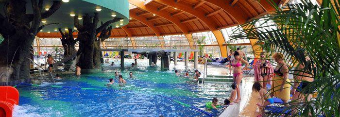 Children's world - Hungarospa Hajdúszoboszló - thermal bath, strand beach, water park! http://uk.hungarospa.hu/ #Hajduszoboszlo #wellness #Hungarospa #hungary